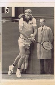 Bjorn Borg - Wimbledon