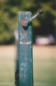 Tennis Net Post