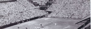 White city world record Davis Cup 1954